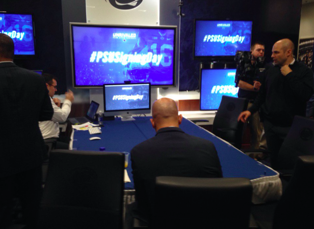 Penn State Football: Recruiting Strategy Changes As Program Continues Rebuild