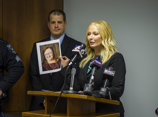 Reward Upped to $5,000 in Jean Tuggy Murder Case