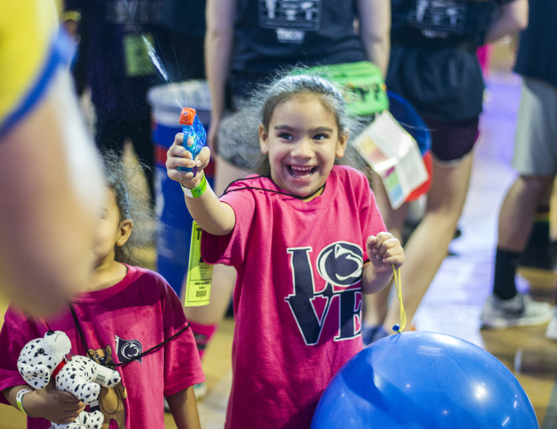 PHOTOS: The First Hour of THON 2016