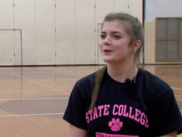 State College High School Basketball Star Bound for UConn