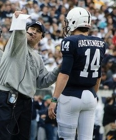 O'Brien & Hackenberg: Memories of Their Year Together at Penn State