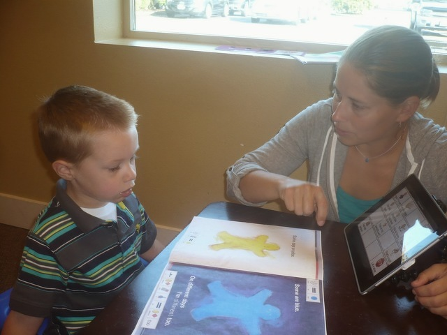 Doctoral Student Helping Children with Autism Find Their Voices