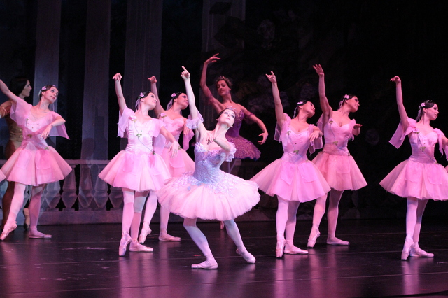 "Moscow Festival Ballet Brings ""The Sleeping Beauty"" to Eisenhower Auditorium"