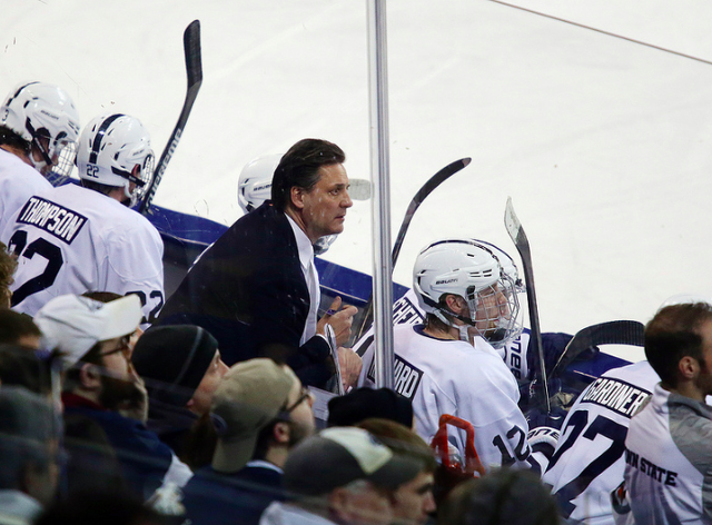 Penn State Hockey: Nittany Lions Set For Key Series Against Wisconsin This Weekend