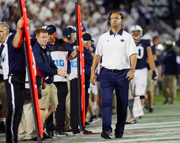 Penn State Football: What To Know From James Franklin's Spring Press Conference