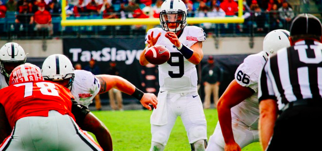 Penn State Football: In His Own Words, James Franklin On McSorley And Stevens