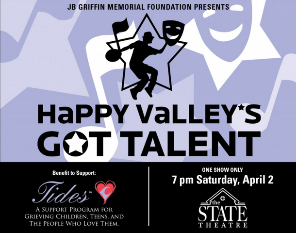 Local Performers to Compete in 'Happy Valley's Got Talent' Benefiting Tides