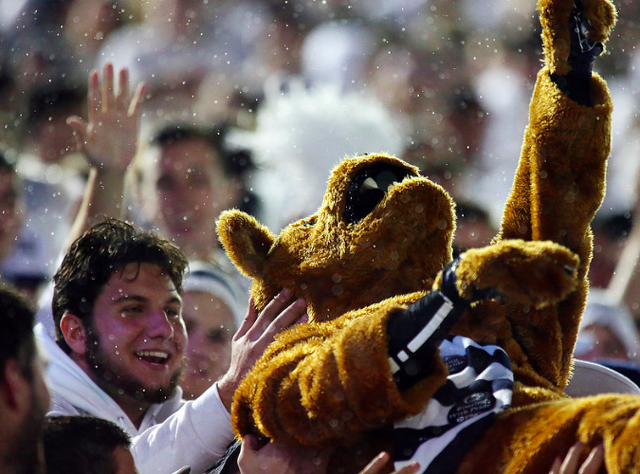 Penn State Football: Just Another Practice, But A Day To Remember
