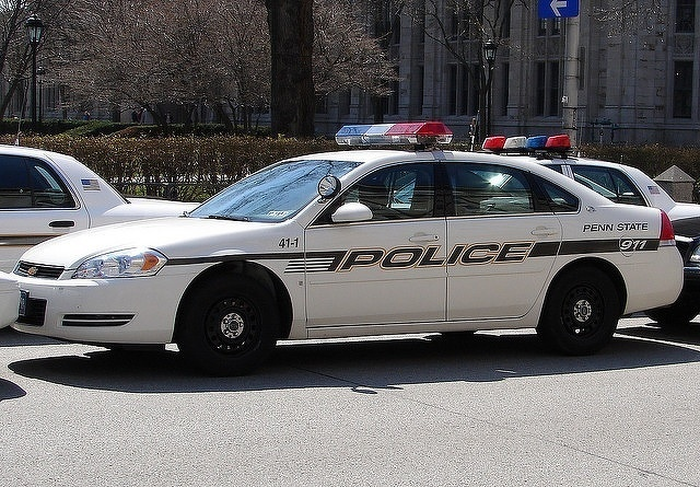 Sexual Assaults Reported to Penn State Police
