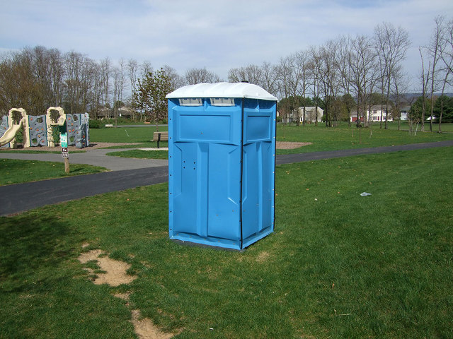 State College, PA - Return of the Big Blue Boxes -