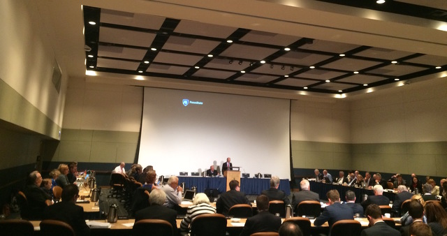 Incumbents Re-Elected to Penn State Board of Trustees