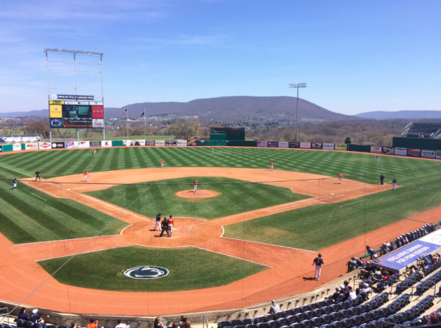 Penn State Baseball: Musings Of An Uneducated Baseball Fan