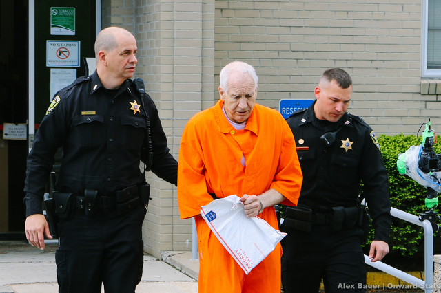 Prosecutors Say Claim Coaches Saw Sandusky Abuse Unreliable: Report