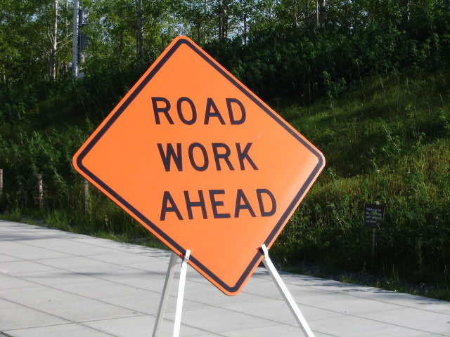 Section of South Atherton Street to Be Reduced to One Lane on Tuesday