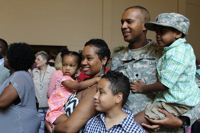 Clearinghouse for Military Family Readiness Honored for Community Impact