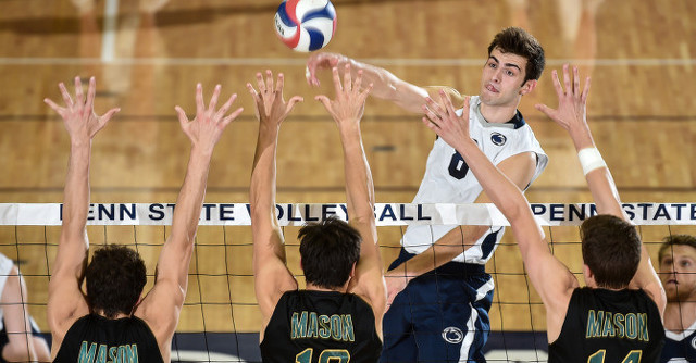 Three from Penn State Men's Volleyball on U.S. Olympic Team