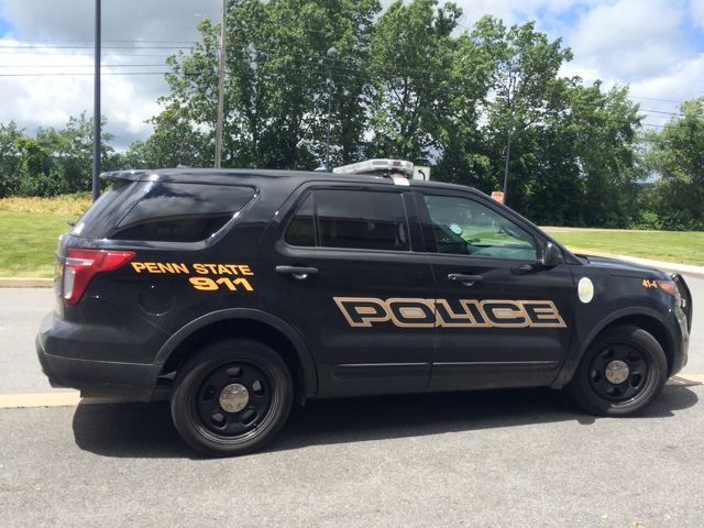 Penn State Police Conducting Bomb Squad Training Tuesday