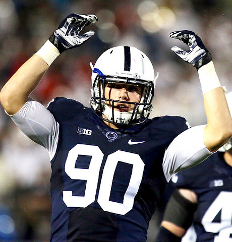 Penn State Football: Sickels' Pickle is a Lion Defensive Line Rarity