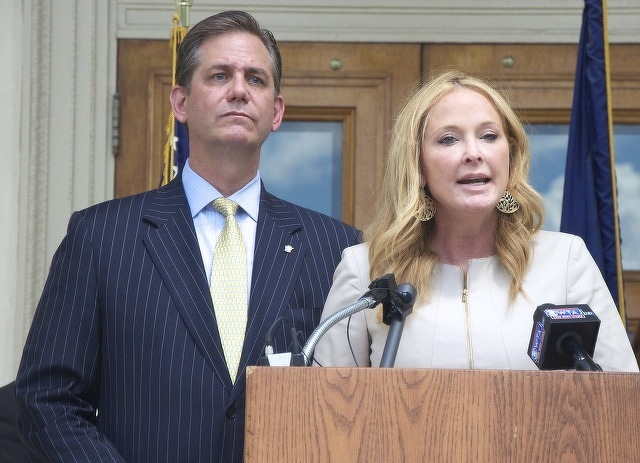 Former Paralegal Sues Centre County DA for Retaliation, Defamation