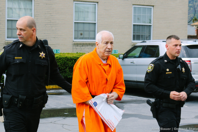 Lawyer says Sandusky will testify Friday in appeals hearing