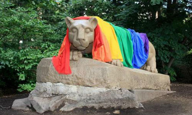 Penn State Ranked Among Top LGBTQ-Friendly Universities