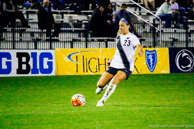 Driesse Sets Winning Standard for Penn State Women's Soccer