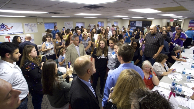 Chelsea Clinton focuses on family and education at campaign stop in Scranton
