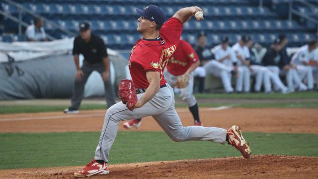Spikes Host Game 2 of NYPL Semifinals