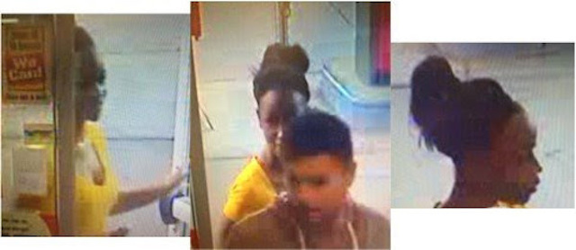 Police Seek Counterfeiting Suspect