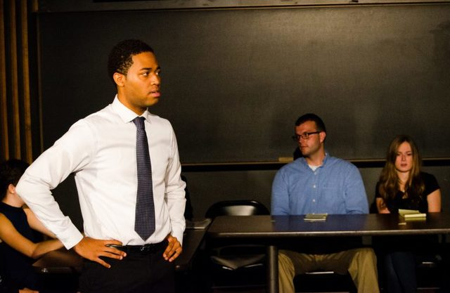 NRT's 'Twelve Angry Jurors' Deliberates in Penn State's Forum