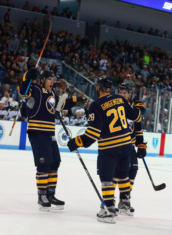 First NHL Hockey Game At Pegula Ice Arena Ends With Drama As Wild Beat Sabres 2-1