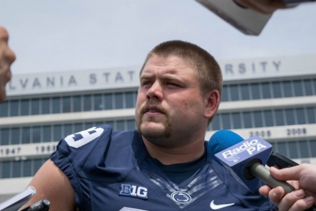 Penn State Football: Joey Julius Opens Up About Eating Disorder