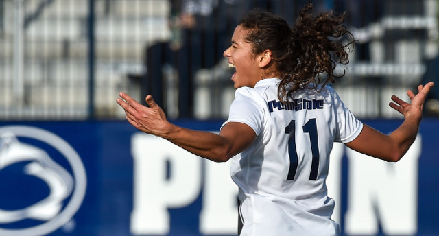Penn State Alum Rodriguez Named NWSL Rookie of the Year