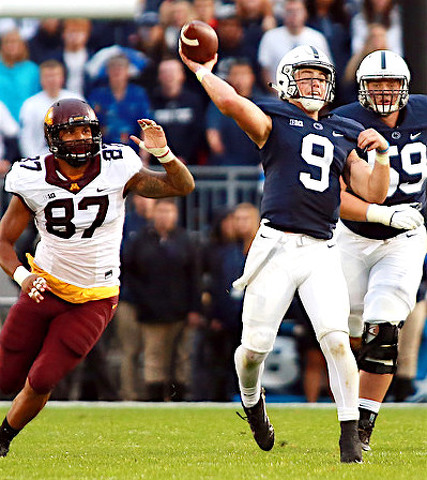 Penn State Football: Taking a Shot at Being a Passing Team