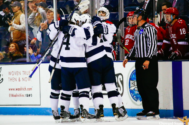 Penn State Hockey: Nittany Lions Open Season With 4-2 Victory Over No. 16 St Lawrence