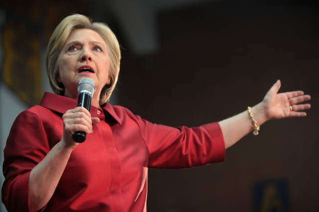 Letter: Clinton Will Bring Knowledge, Leadership to Presidency