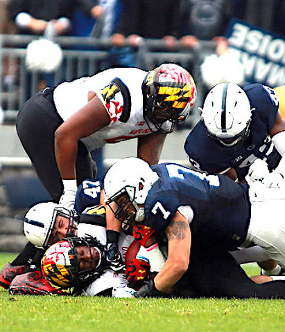 Penn State Football: How a Smith & a Farmer Became Linebacker U's Latest Stars
