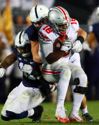Penn State Football: Watch Ohio State's Final Two Plays And Upset Celebration From Field Level