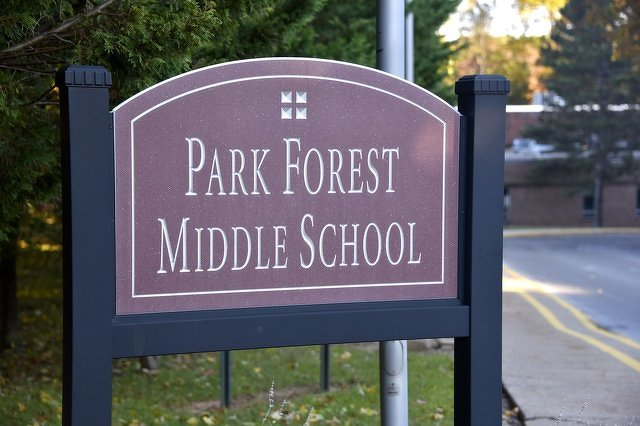 Park Forest Middle School to Resume Classes Wednesday After Flooding Cleanup