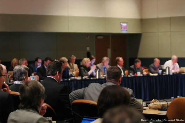 Penn State Board No Longer Live Streaming Public Comment Period