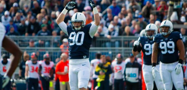 Penn State Football: Nittany Lions At No. 12 In First College Football Playoff Ranking Of Season