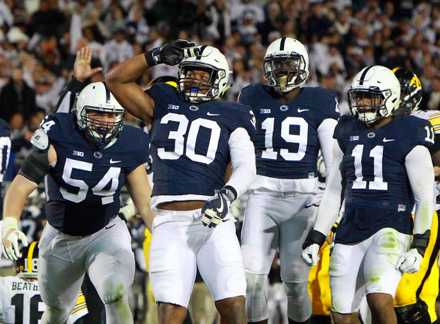 Penn State Football: Handing Out The Grades Following Penn State's 41-14 Win Over Iowa