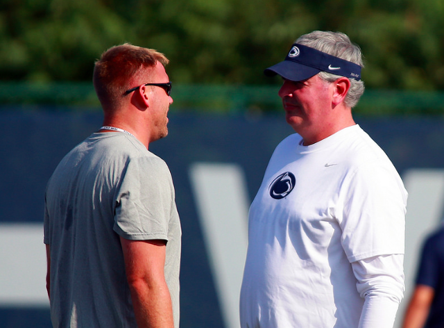 Penn State Football: Nittany Lions Ranked No. 10 In Latest College Football Playoff Poll
