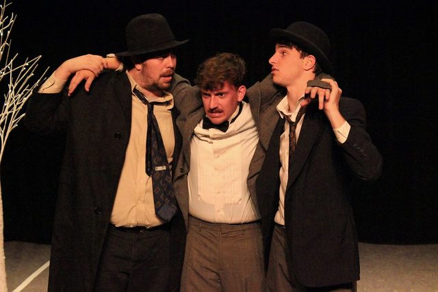 No Refund Theatre Presents 'Waiting for Godot'