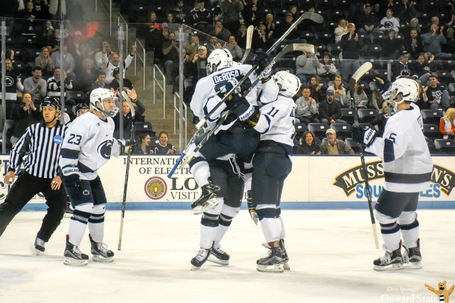 Goodwin Hits Milestone As No. 12 Penn State Tops Alaska-Anchorage