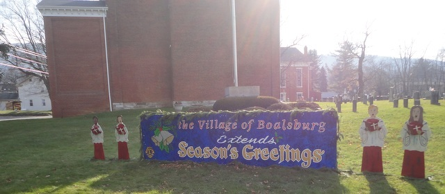 Boalsburg Hometown Christmas Features Family Fun