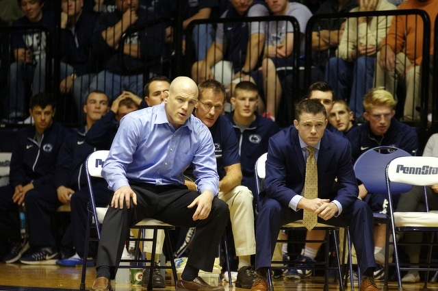 Penn State Wrestling: Nittany Lions Face Stiff Test from Lehigh