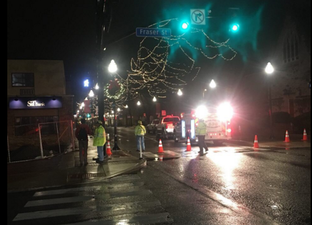 State College Police Block Beaver Ave, Allen Street After Bomb Threat
