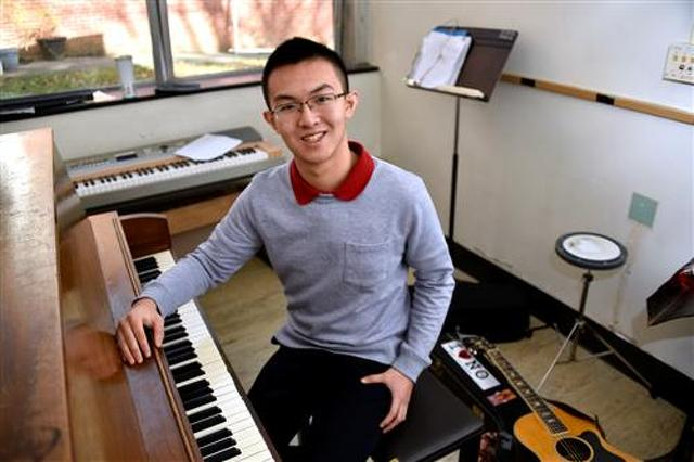 State High Sophomore Wins Young Artist Competition