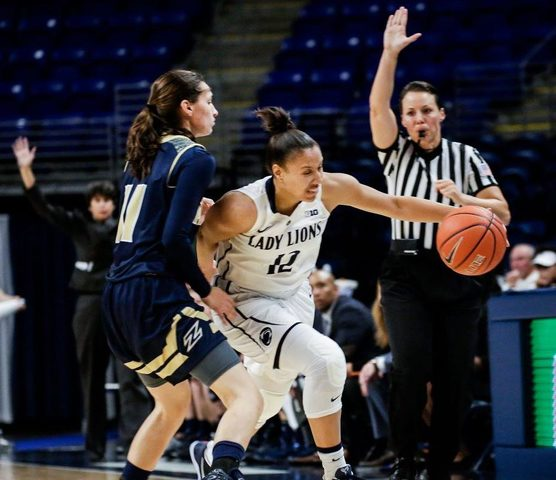 Lady Lions Finish Non-Conference Slate with 80-67 Win Over Iona